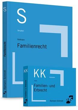 Abbildung von Roßmann / Haack   Skript Familienrecht + Karteikarten Familien- und Erbrecht - Set   1. Auflage     beck-shop.de