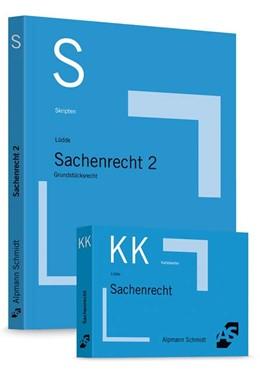 Abbildung von Lüdde | Skript Sachenrecht 2 + Karteikarten Sachenrecht - Set | 1. Auflage | | beck-shop.de