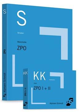Abbildung von Marschollek / Haack | Skript ZPO + Karteikarten ZPO - Set