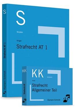 Abbildung von Krüger | Skript Strafrecht AT 1 + Karteikarten Strafrecht AT - Set | 1. Auflage | | beck-shop.de