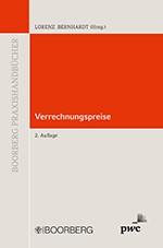 Verrechnungspreise | Bernhardt (Hrsg.) | 2. Auflage, 2017 | Buch (Cover)