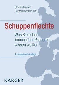 Schuppenflechte | Mrowietz / Schmid-Ott | 4., aktualisierte Auflage, 2017 | Buch (Cover)