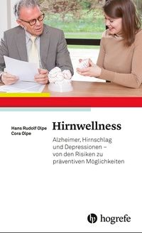 Hirnwellness | Olpe, 2017 | Buch (Cover)