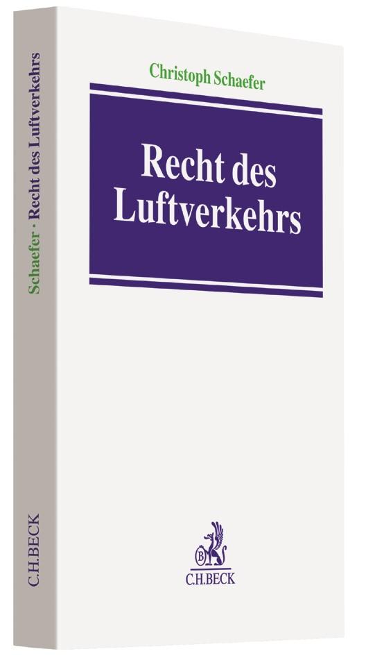 Recht des Luftverkehrs | Schaefer | Buch (Cover)