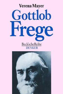 Abbildung von Mayer, Verena | Gottlob Frege | 1996 | 534
