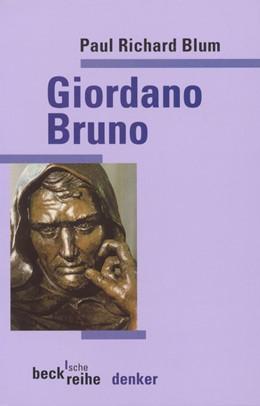 Abbildung von Blum, Paul Richard | Giordano Bruno | 1. Auflage | 1999 | 551 | beck-shop.de