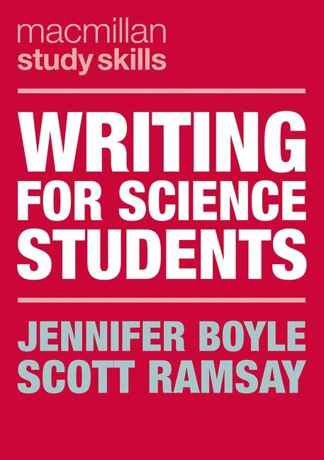 Writing for Science Students | Boyle / Ramsay | 2017, 2017 | Buch (Cover)