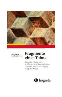 Abbildung von Draths | Fragmente eines Tabus | 1. Auflage | 2017 | beck-shop.de
