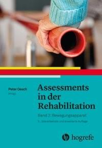 Assessments in der Rehabilitation Band 2. Bewegungsapparat | Oesch | 3. überarbeitete und erweiterteAufl, 2017 | Buch (Cover)