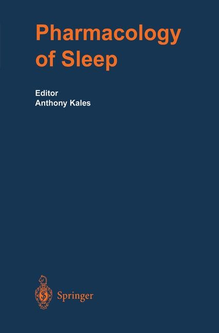 The Pharmacology of Sleep | Kales, 1995 | Buch (Cover)