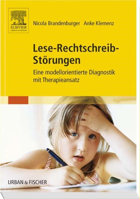 Lese-Rechtschreib-Störungen | Brandenburger / Klemenz, 2008 | Buch (Cover)