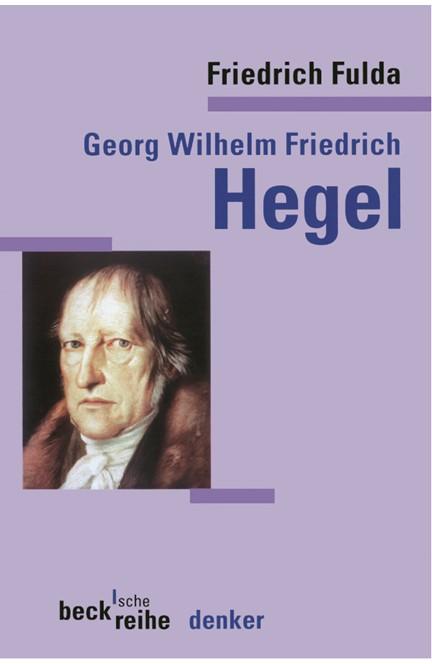 Cover: Hans Friedrich Fulda, G. W. F. Hegel