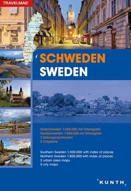 Abbildung von Reiseatlas Schweden 1:300.000/1:1.800.000 | 1. Auflage | 2017 | beck-shop.de