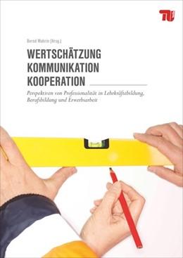 Abbildung von Mahrin | Wertschätzung - Kommunikation - Kooperation | 1. Auflage | 2016 | beck-shop.de