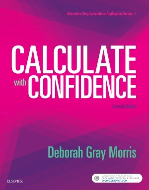 Abbildung von Gray Morris | Calculate with Confidence | 2017