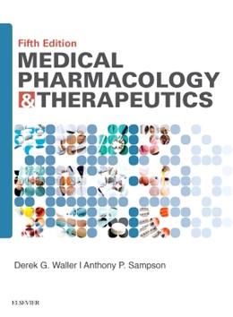 Abbildung von Waller / Sampson | Medical Pharmacology and Therapeutics | 5. Auflage | 2017 | beck-shop.de