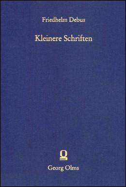 Abbildung von Debus | Kleinere Schriften, Bd. 5 | 1. Auflage | 2017 | beck-shop.de