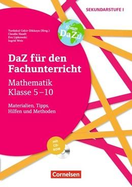 Abbildung von Weis / Cakir-Dikkaya | Mathematik Klasse 5-10 | 1. Auflage | 2017 | beck-shop.de