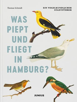 Abbildung von Schmidt | Was piept und fliegt in Hamburg? | 2017 | Ein vogelkundlicher Stadtführe...