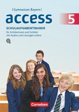 Abbildung von Rademacher / Thaler | Access - Bayern 5. Jahrgangsstufe - Schulaufgabentrainer mit Audios und Lösungen online | 1. Auflage | 2017 | beck-shop.de