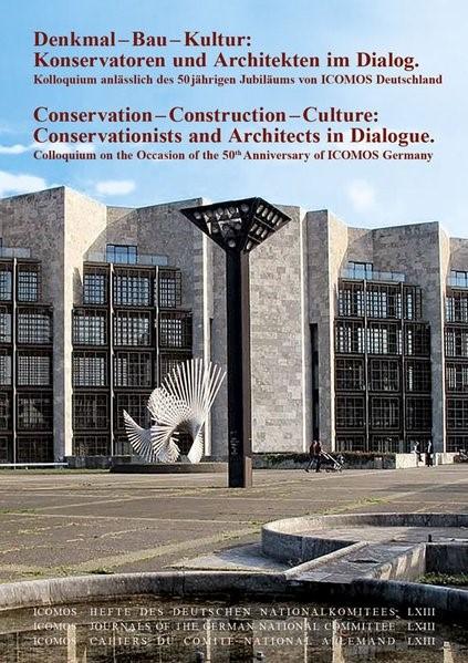 Denkmal - Bau - Kultur/Conservation - Construction - Culture | Brandt / Haspel, 2017 | Buch (Cover)
