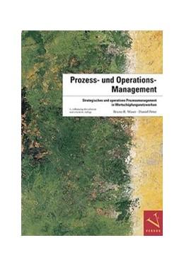 Abbildung von Waser / Peter   Prozess- und Operations-Management   5. Auflage   2016   beck-shop.de
