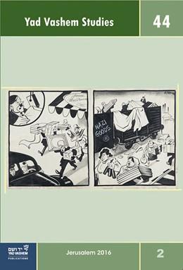 Abbildung von Silberklang   Yad Vashem Studies 44.2   1. Auflage   2017   44.2   beck-shop.de