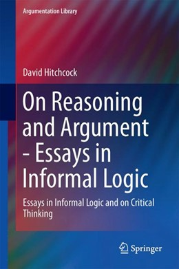 Abbildung von Hitchcock | On Reasoning and Argument | 1st ed. 2017 | 2017 | Essays in Informal Logic and o... | 30