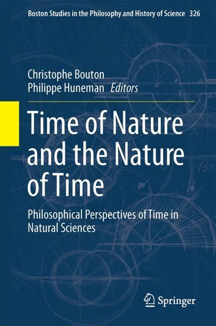 Time of Nature and the Nature of Time | Bouton / Huneman | 1st ed. 2017, 2017 | Buch (Cover)
