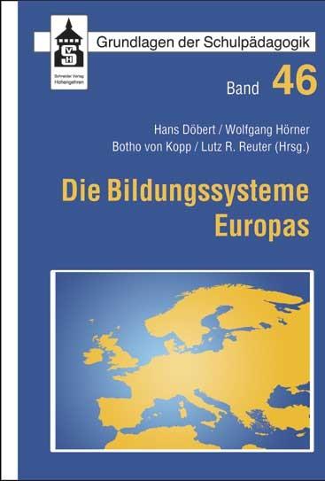 Abbildung von Döbert / Hörner / Kopp | Die Bildungssysteme Europas | 2017