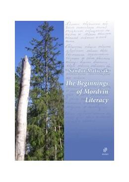 Abbildung von Maticsák | The Beginnings of Mordvin Literacy | 2017 | (17 - 18th centuries)