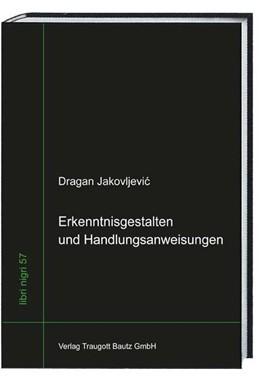 Abbildung von Dragan / Sepp   Erkenntnisgestalten und Handlungsanweisungen   2017
