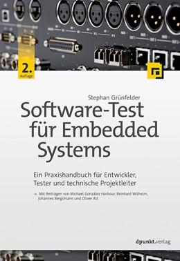 Abbildung von Grünfelder | Software-Test für Embedded Systems | 2., aktualisierte Auflage. | 2017 | Ein Praxishandbuch für Entwick...