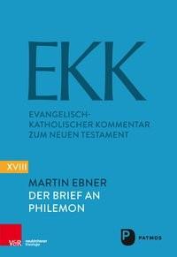 Der Brief an Philemon | Ebner | Buch (Cover)