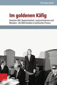 Im goldenen Käfig   Booß, 2017   Buch (Cover)