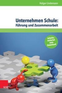 Unternehmen Schule: Führung und Zusammenarbeit   Lindemann, 2017   Buch (Cover)