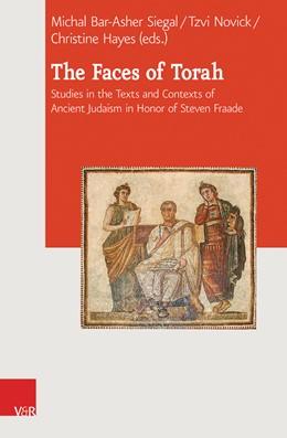 Abbildung von Hayes / Novick   The Faces of Torah   1. Auflage   2017   beck-shop.de