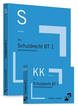 Abbildung von Langkamp | Skript Schuldrecht BT 1 + Karteikarten Schuldrecht BT 1 - Set