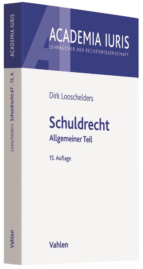 Schuldrecht | Looschelders | Buch (Cover)