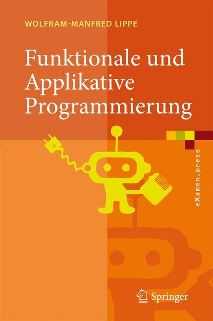 Funktionale und Applikative Programmierung | Lippe, 2009 | Buch (Cover)