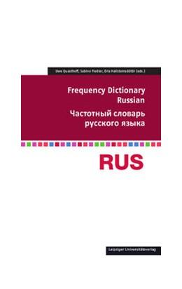 Abbildung von Quasthoff / Fiedler | Frequency Dictionary Russian | 1. Auflage | 2017 | beck-shop.de