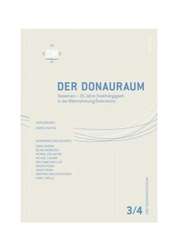 Abbildung von Rahten | Der Donauraum Jg. 54/3-4, 2014 | 1. Auflage | 2017 | beck-shop.de
