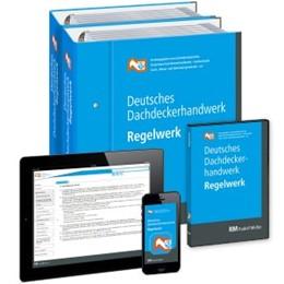 Abbildung von Deutsches Dachdeckerhandwerk Regelwerk - Komplettpaket | 1. Auflage | 2020 | beck-shop.de