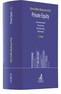 Abbildung von Eilers / Koffka   Private Equity   3. Auflage   2018   beck-shop.de
