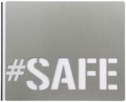 Abbildung von Dieter Huber | 2017 | #Safe