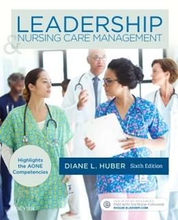 Abbildung von Huber | Leadership and Nursing Care Management | 2017