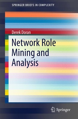 Abbildung von Doran | Network Role Mining and Analysis | 1st ed. 2017 | 2017
