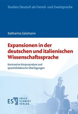 Abbildung von Salzmann | Expansionen in der deutschen und italienischen Wissenschaftssprache | 2017 | Kontrastive Korpusanalyse und ... | 3