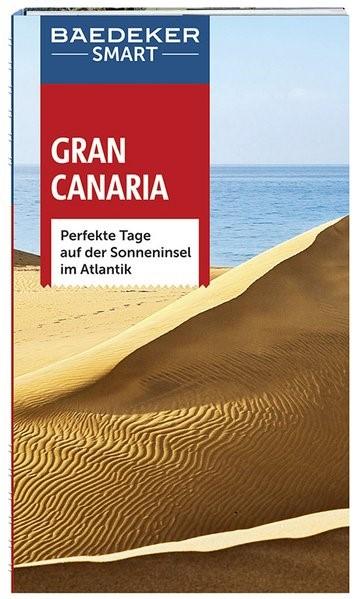 Baedeker SMART Reiseführer Gran Canaria | Bourmer / Kelly / Staddon | 2. Auflage, 2017 | Buch (Cover)