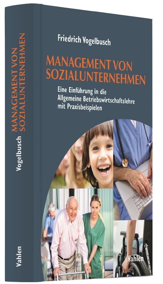 Management von Sozialunternehmen   Vogelbusch, 2018   Buch (Cover)